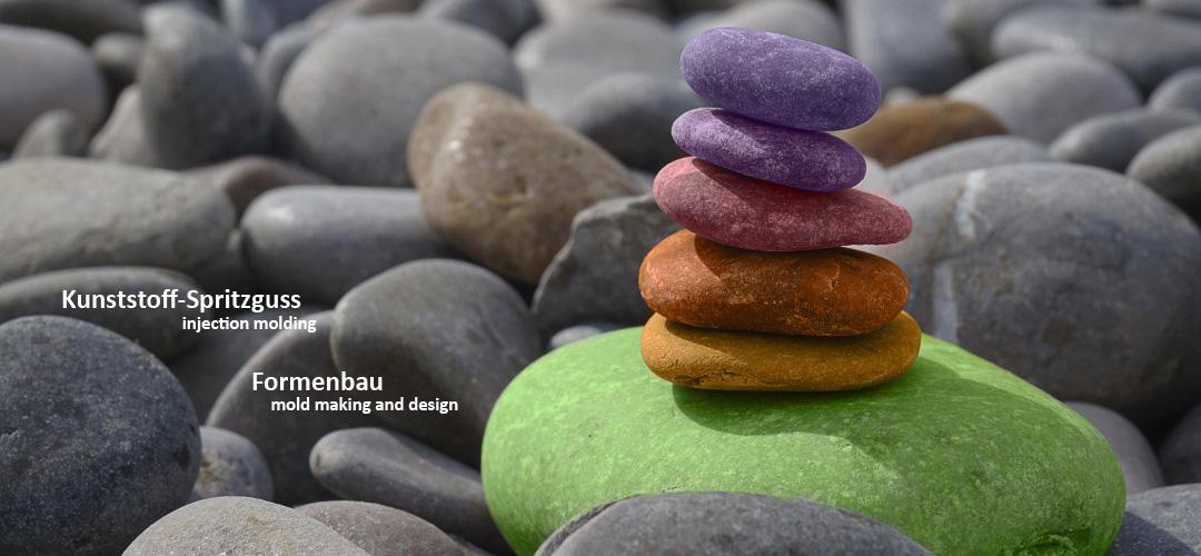 Kunststoff-Spritzguss - injection molding - Formenbau - mold making and design