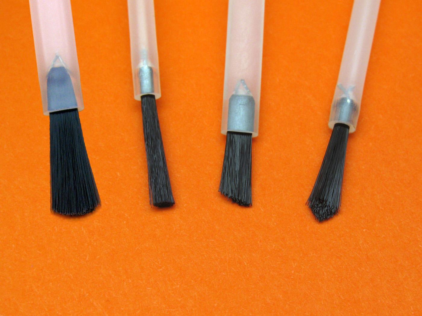 je nach Anwendungsfall können verschiedene Haarschnitte angeboten werden